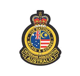 National Malaya & Borneo Veterans Association Wreath Laying Service