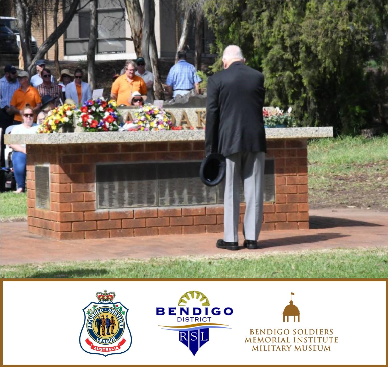 Sandakan Commemorative Service